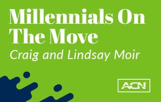 #MillennialsOnTheMove: RVPs Craig and Lindsay Moir